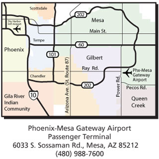 Arizona Southwest Shuttle Phoenix Airport Transportation Airport